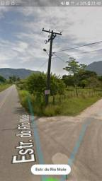 Terreno de esquina c 580m2 Rio Mole Saquarema