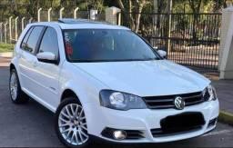 VW - Golf Sportline 1.6 MI T Flex 8V 4P 2010 Branco