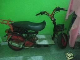Moto Jonny 50 cilindrada