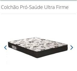 Colchão Pró-Saude Ultra Firme Casal - Ortobom