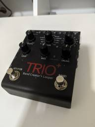 Pedal Digitech Trio + Plus (com looper)