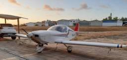 Título do anúncio: Avião KR2s ano 2009 Excelente Aceito Carro