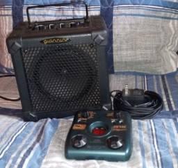 Amplificador+pedaleira