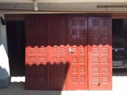 Porta de Garagem e janelas de cozinha