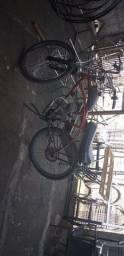 Bicicleta motorizada 80 cc