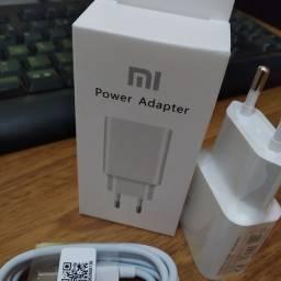 Carregador da Xiaomi original tipo C e micro