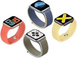 Loja física. Apple Watch series 5 44mm lacrados 1 ano apple, retira hoje