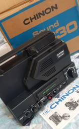 Projetor Chinon SP-330 8mm