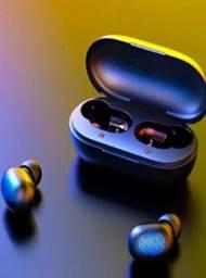 Fone de ouvido sem fio Xiaomi Haylou GT1 preto