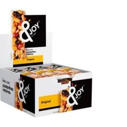 Barra Mixed Nuts & Joy Agtal 12x30g
