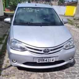 Toyota etios xs 1.5 2014