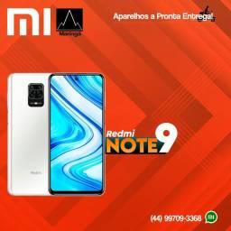 Redmi Note 9 128GB - Aproveite a Promoção - MiMaringá