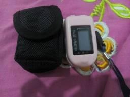 Oxímetro de dedo 1 ano de uso