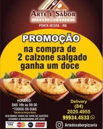 Arte&Sabor pizzaria e burgueria creperia calzoneria tudo artesanal