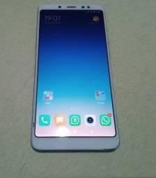 Leia TODA descrição! Xiaomi Redmi NOTE 5. 32gb + 3gb Ram. Trincado fio de cabelo