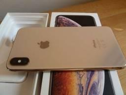 IPhone XS Max 64gb gold novo