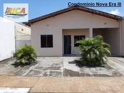 Casa apta a financiar no Condomínio Nova Era III - Porto Velho/RO