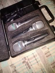 4 microfones lyco-SML48