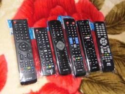 Controles para Tvs os+ vendidos em P.Alegre somos os unicos a entregar na sua casa