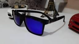 Óculos de sol masculino marcas diversas com proteção UV400
