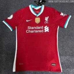Blusa Liverpool