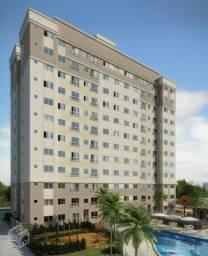 Apartamento garden com dois quartos no Pinheirinho