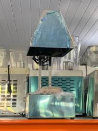 Conservador de fritura uma lâmpada (Guilherme