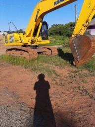 Escavadeira Hidráulica Komatsu HB205-1 (EH136)