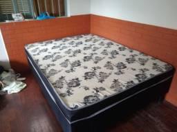 Vendo cama de casal. 300 rais