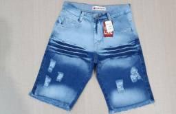 Bermudas jeans!