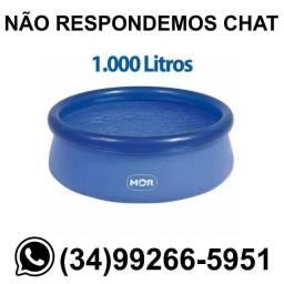 Piscina Redonda 1000 Litros - Entrega Grátis