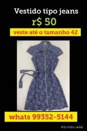 Vestido Tam 42