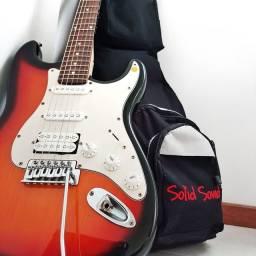 Guitarra eagle MAIS CASE