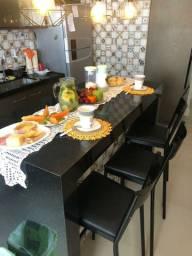 Alugo apartamento na Ponta do Farol todo reformado