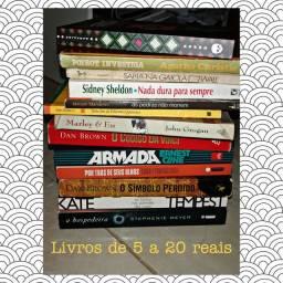 Livros Usados ou Novos