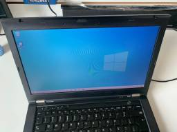 Notebook Lenovo Core i5, 8gb, Hd 500gb Bateria boa, novinho