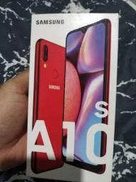 A10S Vermelho ( novo na caixa)