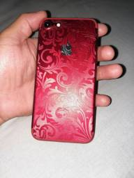 Iphone red 128 gigas