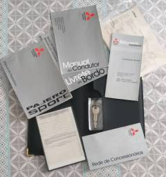 Pajero sport gls completa 2001, Pagero, Mitsubishi,  4x4