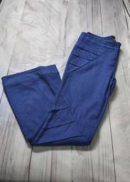 Título do anúncio: Calça Azul encorpada