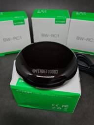Controle Inteligênte Wi-Fi e IR BlitzWolf BW-RC1 compatível com Alexa