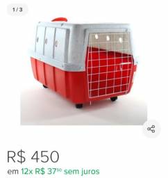 Caixa de Transporte - Número  04