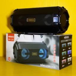 Caixa de Som Bluetooth Kimiso KM-205