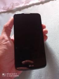 LG K10 semi-novo TV