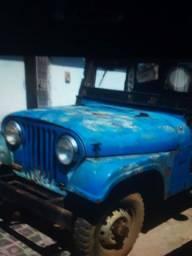 Vende -SE Jeep willys 6cc.