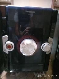 Som mini system panasonic acx10 - cd stereo system