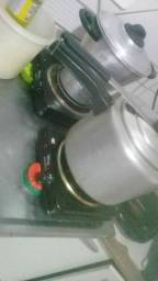 Cozinhe TUDO com  fogão elétrico ENTREGA GRÁTIS