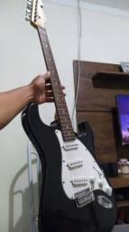 Guitarra Giannini Sonic x serie