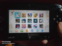 Wii u haxchi com mario 3dland HD 1TB e 50 jogos a parte, loja, parcelamos