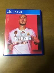 Jogo fifa 20 PlayStation 4 original